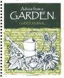Advice from a Garden, Journal