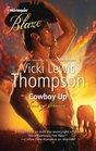 Cowboy Up (Sons of Chance, Bk 5) (Harlequin Blaze, No 624)