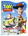 Toy Story Play-a-Tune Book The New Toy