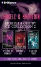 Laurell K. Hamilton Meredith Gentry CD Collection 2: A Stroke of Midnight, Mistral's Kiss, Lick of Frost
