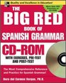 The Big Red Book of Spanish Grammar w/CDROM