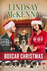 Boxcar Christmas Delos Series Book 8