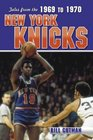 Tales from the 1969-70 New York Knicks