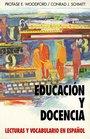 Educacion Y Docencia Lecturas Y Vocabulario En Espanol