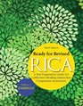 Ready for Revised RICA A Test Preparation Guide for California's Reading Instruction Competence Assessment