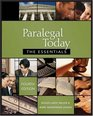 Paralegal Today Essentials  Bankruptcy Supplement Package