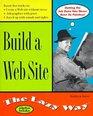 Build a Web Site the Lazy Way