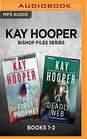 Kay Hooper Bishop Files Series Books 1-2 The First Prophet  A Deadly Web