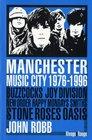 Manchester music city 1976-1996