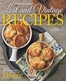 Yankee's Lost  Vintage Recipes