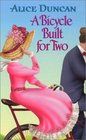 A Bicycle Built for Two: Meet Me at the Fair (Zebra Ballad Romance)