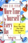 You Can Find More Time for Yourself Every Day