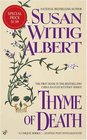 Thyme of Death (China Bayles, Bk 1)