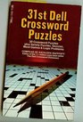 31st Dell Crossword Puzzles