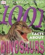 Backpack Books: 1001 Facts About Dinosaurs (Backpack Books)