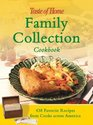 Family Collection Cookbook: 438 Favorite Recipes from Cooks across America (Taste of Home Annual Recipes)