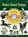 Nature Stencil Designs CD-ROM and Book