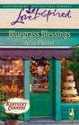Bluegrass Blessings (Kentucky Corners, Bk 3) (Love Inspired, No 502)
