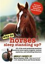 Why Do Horses Sleep Standing Up 101 of the Most Perplexing Questions Answered About Equine Enigmas Medical Mysteries and Befuddling Behaviors