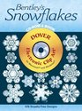 Bentley's Snowflakes CD-ROM and Book (Electronic Clip Art)