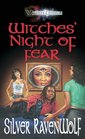 Witches' Night of Fear (Witches' Chillers, Bk 2)