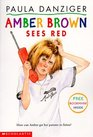 Amber Brown Sees Red (Amber Brown, Bk 6)