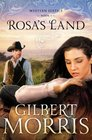 Rosa's Land Western Justice  book 1