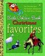 Little Golden Book Christmas Favorites