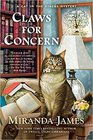 Claws for Concern (Cat in the Stacks, Bk 9)