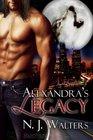 Alexandra's Legacy (Legacy, Bk 1)
