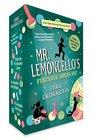 Mr Lemoncello's Funtastic Boxed Set