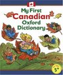 My First Canadian Oxford Dictionary