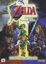 The Legend of Zelda Ocarina of Time Official Strategy Guide
