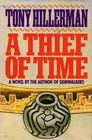 A Thief of Time (Joe Leaphorn and Jim Chee)