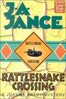 Rattlesnake Crossing (Joanna Brady, No 6) (Large Print)
