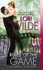 Rules of the Game (Stardust, Texas, Bk 2)