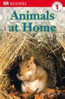 Animals at Home (DK READERS)