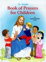 St. Joseph Book of Prayers for Children
