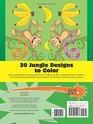 SPARK  Jungle Fun Coloring Book