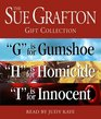 G is for Gumshoe / H is for Homicide / I is for Innocent