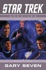 Star Trek Archives Volume 3: The Gary Seven Collection (v. 3)