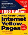 New Riders' Official Internet Yellow Pages