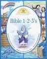 Bible 123's A Sticker Book