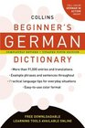 Collins Beginner's German Dictionary 5e