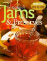 Homemade Jams and Preserves
