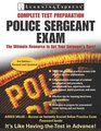 Police Sergeant Exam 3rd Edition