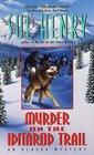 Murder on the Iditarod Trail (Jessie Arnold, Bk 1)