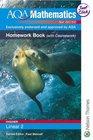 AQA Mathematcs for GCSE Homework Book