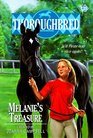 Melanie's Treasure (Thoroughbred, Bk 25)
