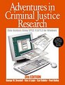 Adventures in Criminal Justice Research  Data Analysis for Windows Using SPSS Versions 110 115 or Higher